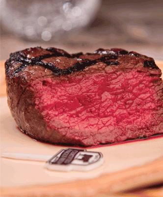 Rare Beef Temp