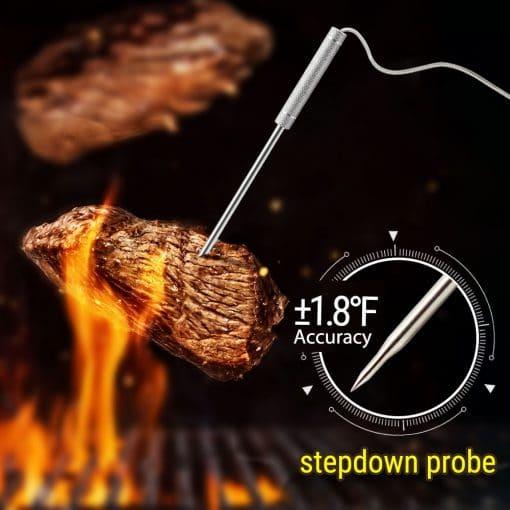 Stepdown Probe 1.8 F Accuracy