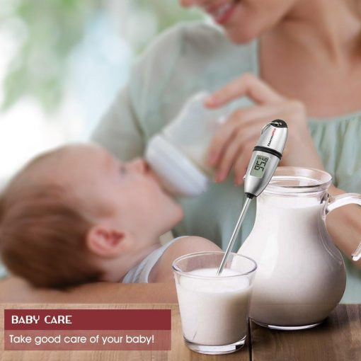 ThermoPro TP-02S - Measure to Baby's Milk