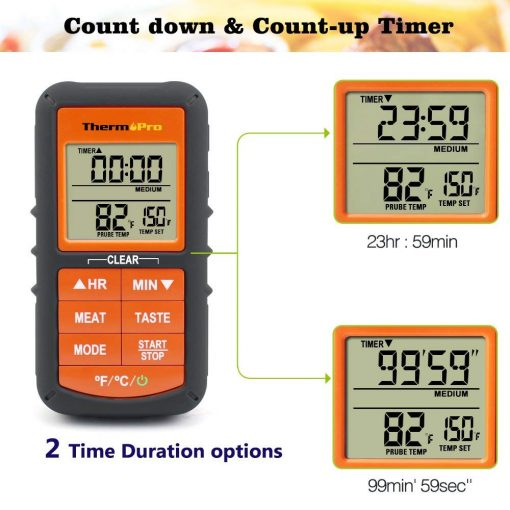 thermopro product timer