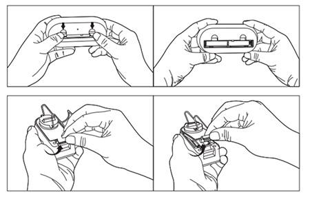 TP-22 Installing batteries
