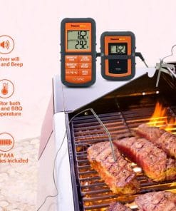 ThermoPro TP-08 Features