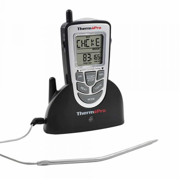 ThermoPro TP-09B Digital Wireless Thermometer