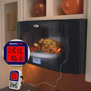 Wireless Digital Meat Thermometer