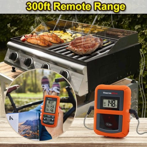 ThermoPro Thermometer TP20 300FT Romote Range