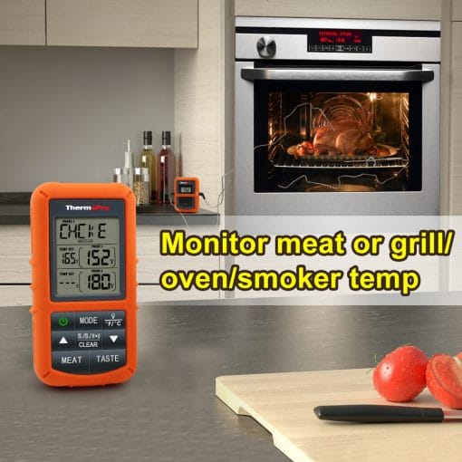 ThermoPro Thermometer Moitor Oven Temp
