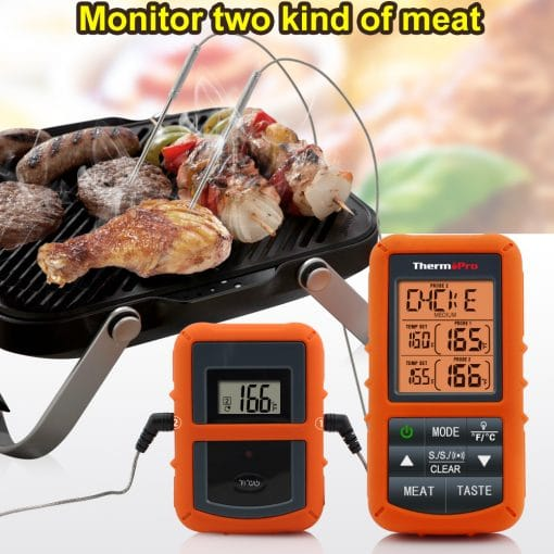 ThermoPro TP20 Monitor 2 Kind OF Meat
