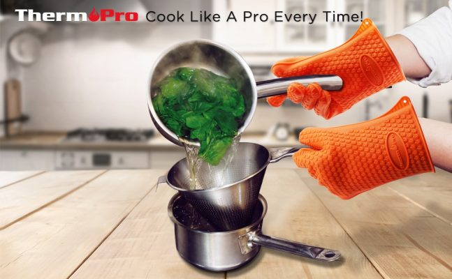 ThermoPro TP-100 Oven Gloves