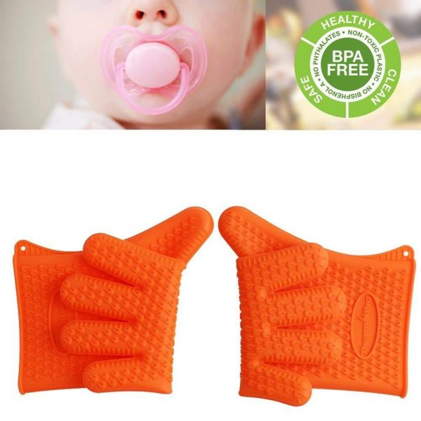 ThermoPro TP-100 Oven Mitts BPA FREE