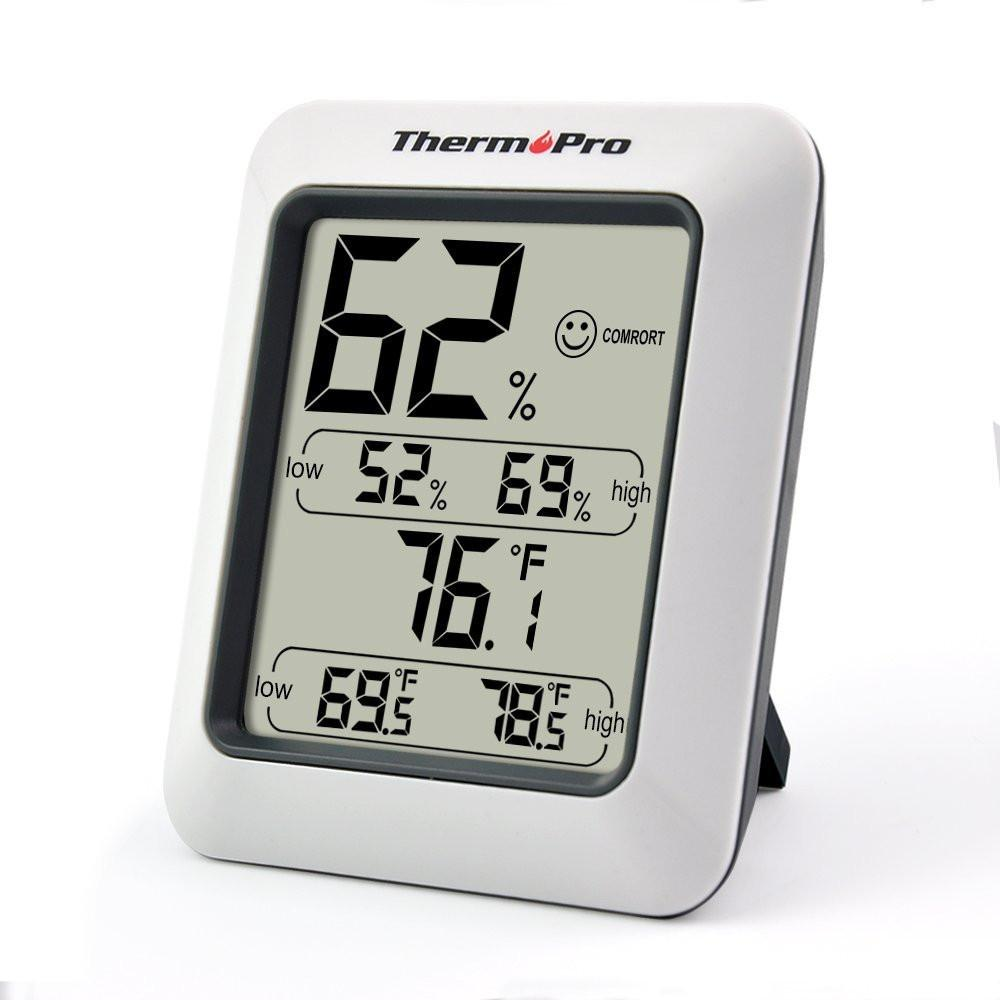 ThermoPro TP-50 Humidity and Temperature Monitor