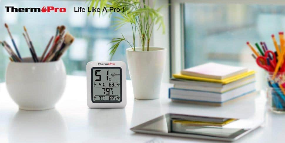 ThermoPro TP50 Life like a pro