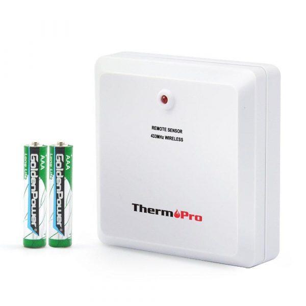 ThermoPro TP60 Indoor Outdoor Replacement Sensor