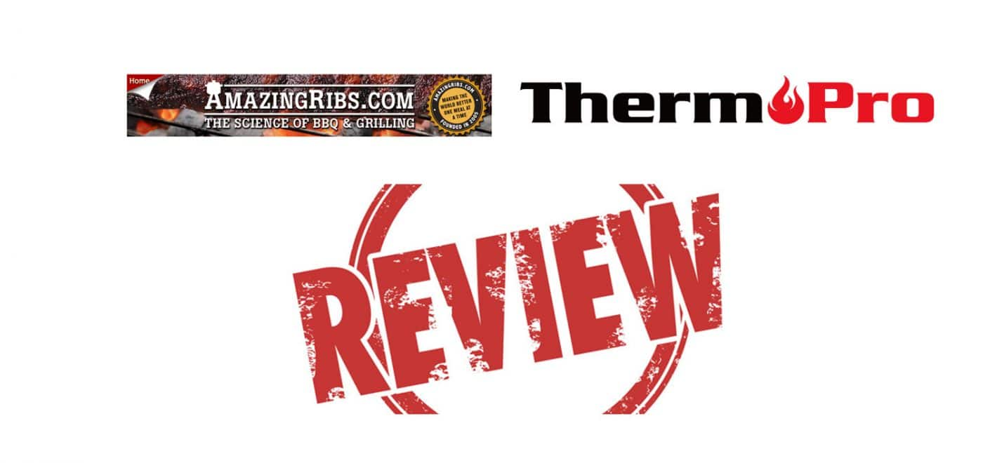 ThermoPro Review AmazingRibs