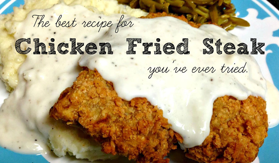 Cook Perfect Chicken Fried Steak