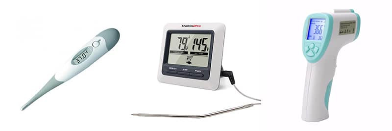 Different-kinds-of-Digital-Thermometer