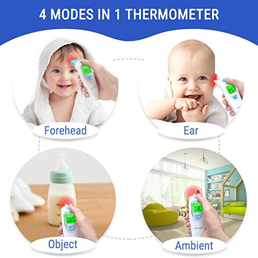 ThermoPro TP121 Digital Baby Ear Thermometer 5