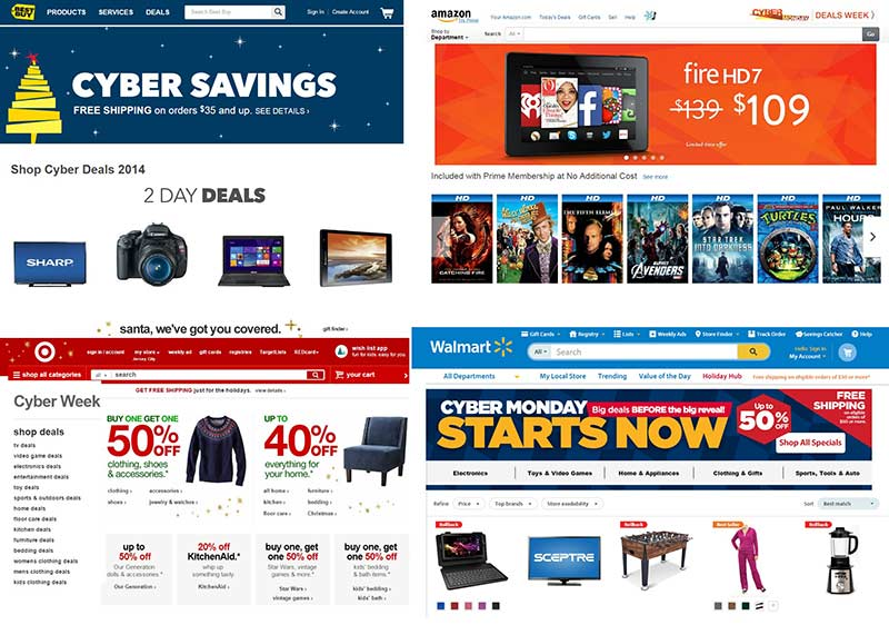 Cyber Monday Deals Online