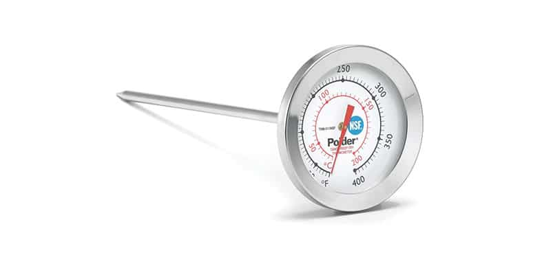 Polder THM-511N Candy/Deep Fry Thermometer