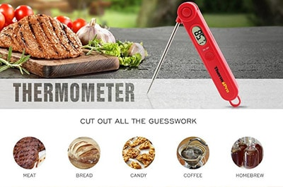 ThermoPro TP-03 Digital Instant Read Thermometer coupon