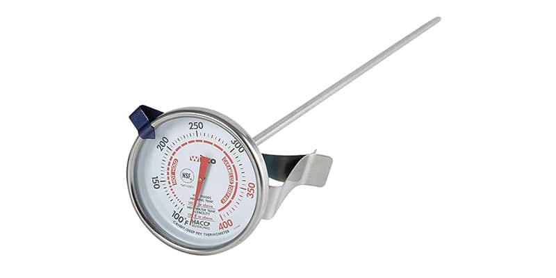 Winco Deep Fry/Candy Thermometer