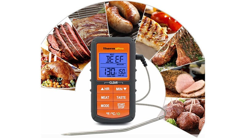 food thermometer recommendation