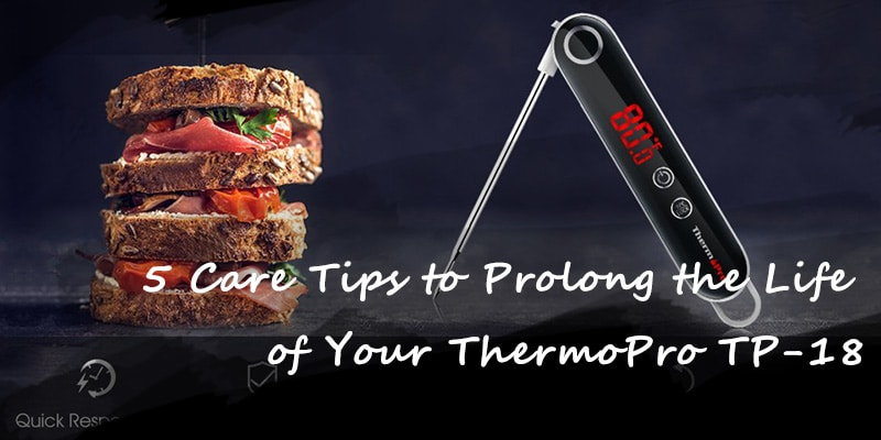 ThermoPro TP-18 Features