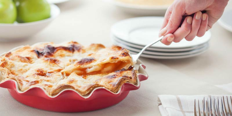 Perfect Pie Plate