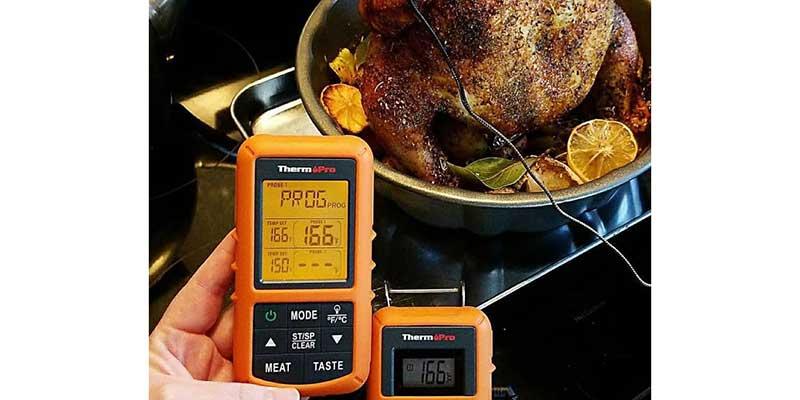 check turkey temperature