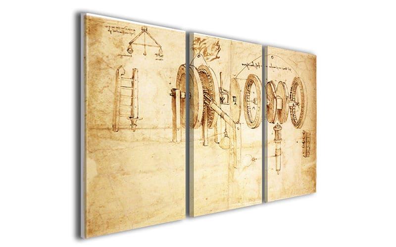 da Vinci-Hygrometer Manuscripter