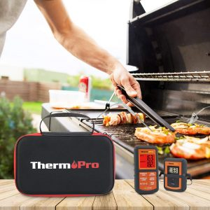 Thermopro Tp99 Hard Carrying Case Storage Bag Thermopro