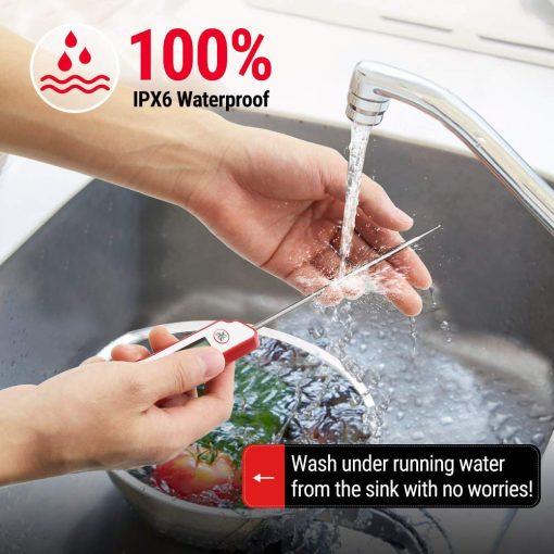 IPX6 Waterproof thermometer