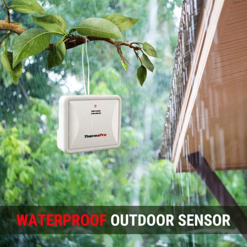 waterproof outdoor sensor