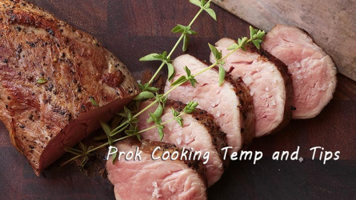 pork cooking temp and tips