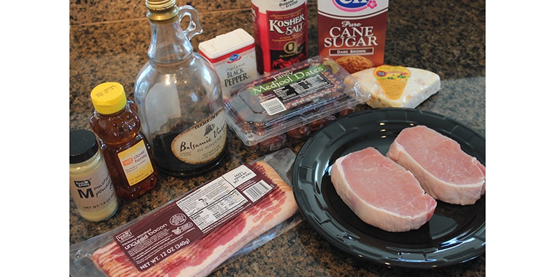 Stuffed Pork Tenderloin Ingredients