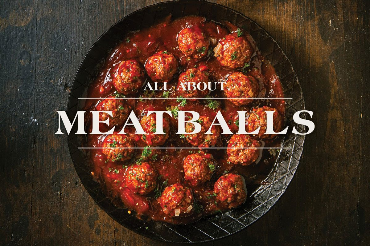 Cook Juicy Meatball