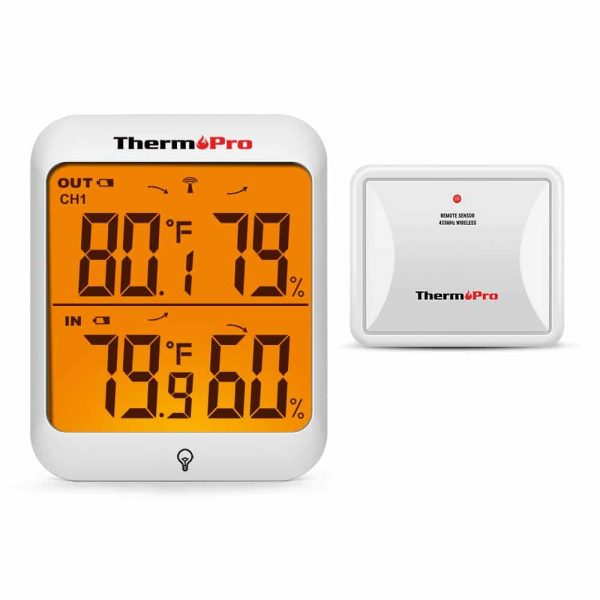 ThermoPro TP63A Digital Thermometer Wireless Hygrometer 1