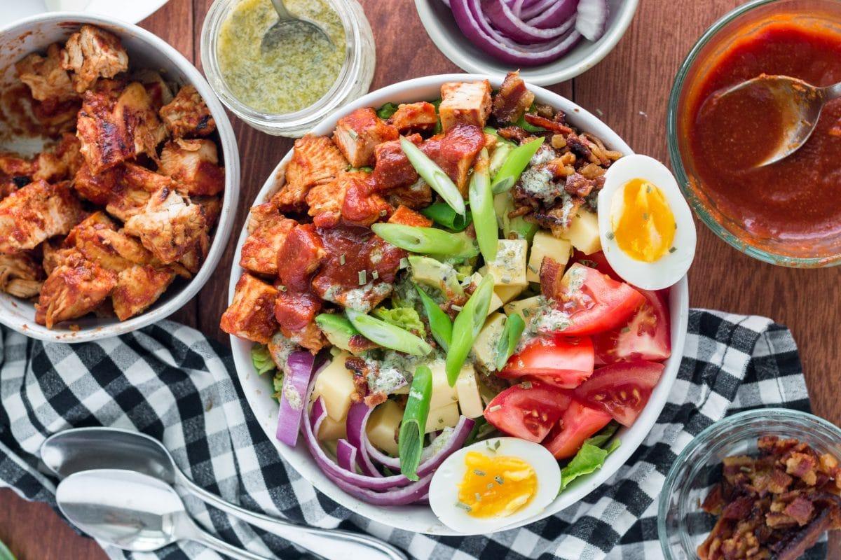 ThermoPro Recipe Cobb Salad 6