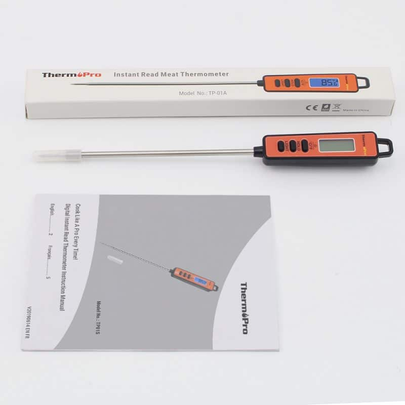 ThermoPro TP-01A Package