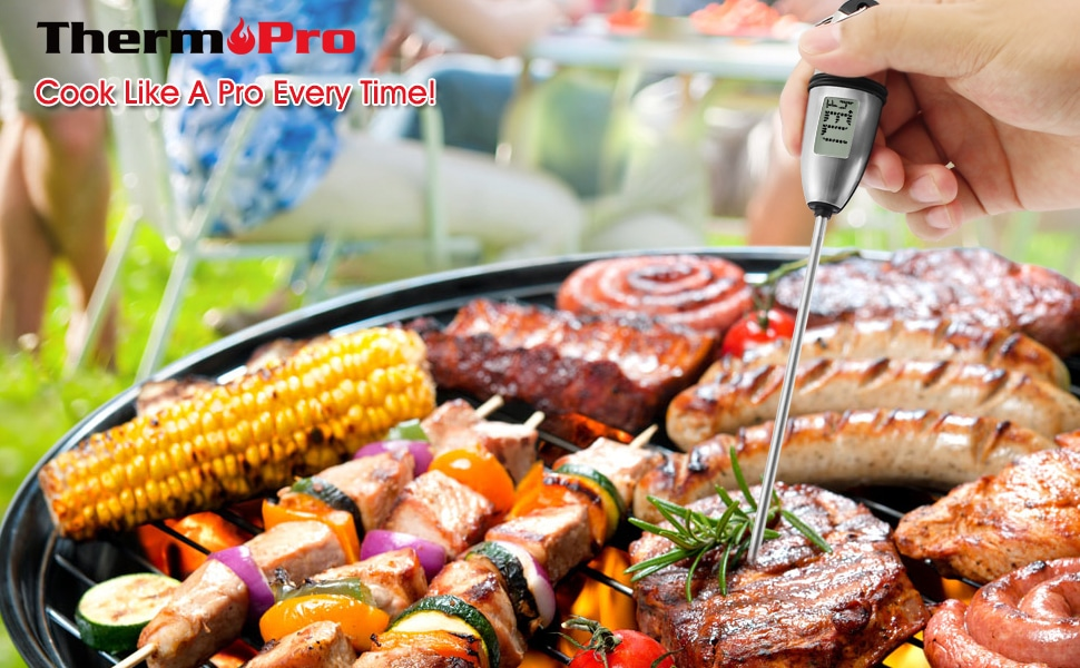 ThermoPro TP-02S for griling