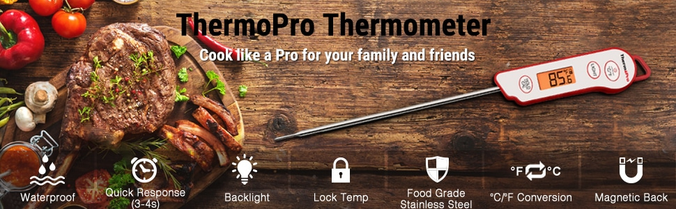 ThermoPro TP-15A 11