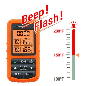 ThermoPro temps range