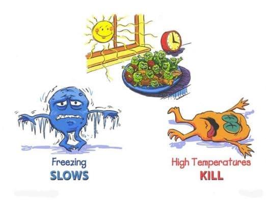 food tgemperature danger zone