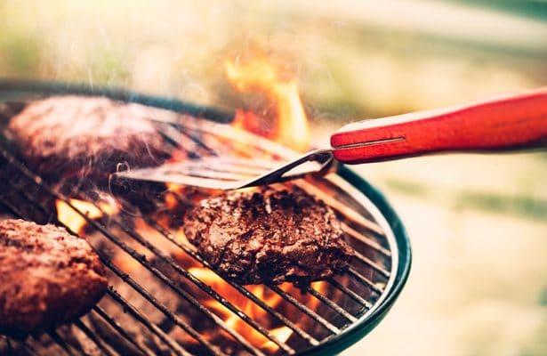 Grilling frying roasting smoking