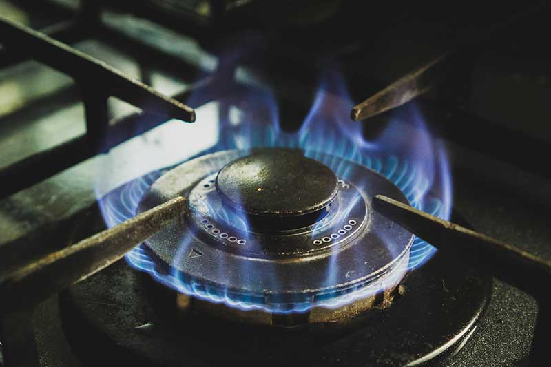 replace gas grill burner