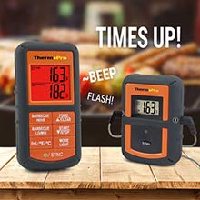 ThermoPro Thermometer timer function