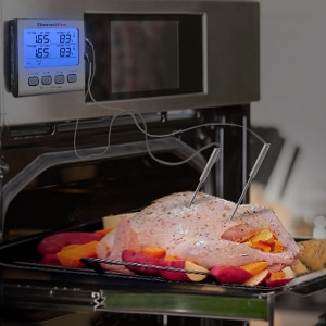 ThermoPro Thermometer for Roasting Chicken