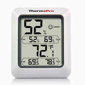 Thermometers & Hygrometers TP-50