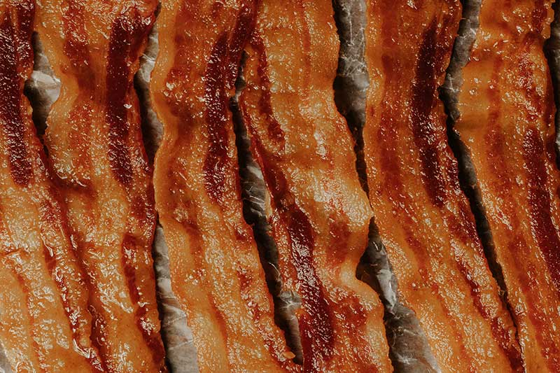 grill bacon