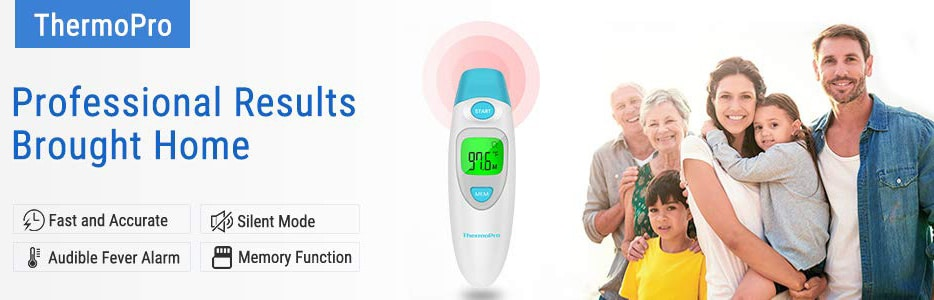 How to Clean and Care ThermoPro Ear Thermometer