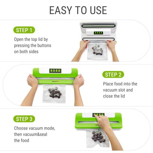 Easy to Use food vcuum machine